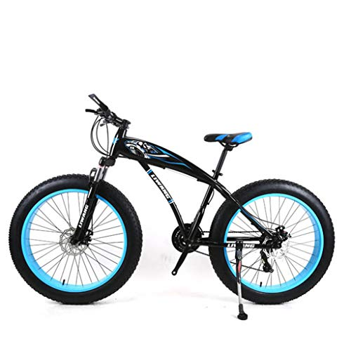 21-speed 24inch,26inch Sneeuwscooter Brede band Schijfrem demping Student fiets Mountainbike