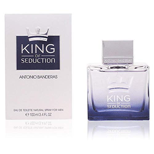 Perfume King Of Seduction 100ml Edt Masculino Antonio Banderas