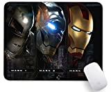 YTMYAN Mouse Pad Iron Man Evolution Gaming Funny Customized Cute Rubber Mousepad Laptop MouseMat for Desk