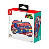 Conçu pour les jeunes joueurs Inclus les boutons Home, Capture et + / - Design Super Mario tout en couleurs! Licence Officielle Nintendo
