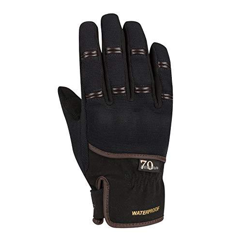 SEGURA paire de gants moto femme Zeek noir Taille 5