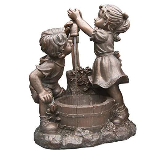 Ubbink Acqua Arte Memphis Wasserspiel Wasserspeier Zierbrunnen Pumpe 1387059