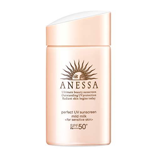 SHISEIDO ANESSA Perfect UV Sunscreen Mild Milk A SPF50+ PA++++ 60ml (2020 New Version)