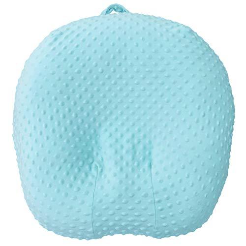 Hotsel Funda para colchoneta de bebé extraíble, funda protectora para recién nacidos, funda de almohada muy suave y lavable, punto de alta calidad, impermeable, muy cómoda y segura para bebés