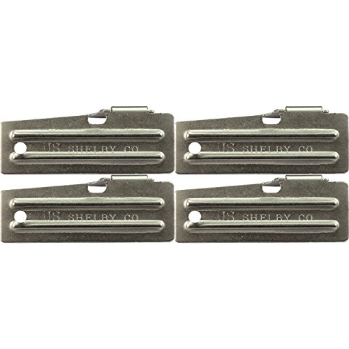 P 51 Military Style Survival Kit Can Opener by US Shelby Co Pack of 4