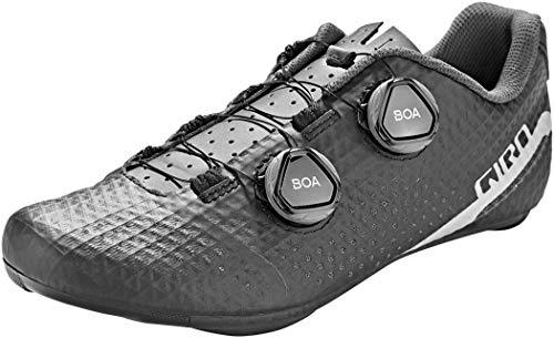 Giro Régime W - Zapatillas de ciclismo para mujer, (negro (2021)), 39.5 EU
