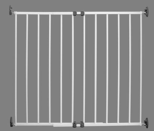 REER 46110 S-Gate Barrière, simple Lock, métal
