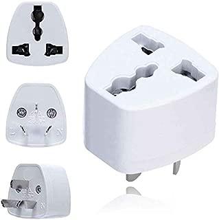 Universal Power Adapter Travel Adaptor 3 pin AU Converter AU,UK,EU,US to AU Plug Charger for Australia New Zealand