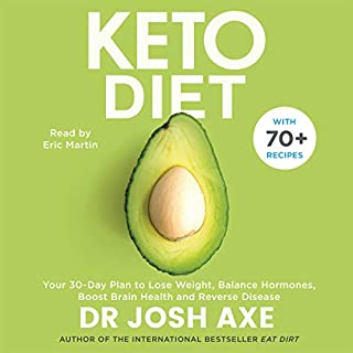 Couverture de Keto Diet