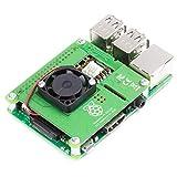Raspberry Pi PoE HAT - オフィシャルボード for Pi 3B+
