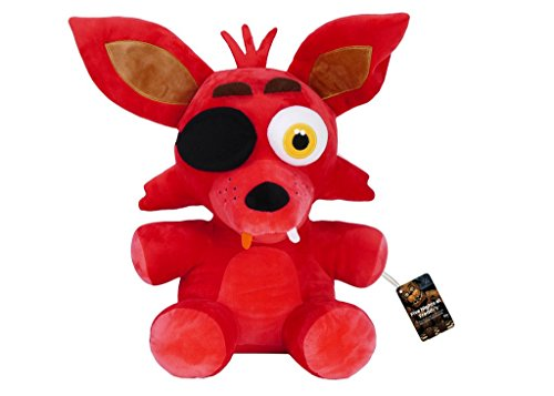 Five Nights at Freddy's - 12081 - Peluche - Foxy - 16""
