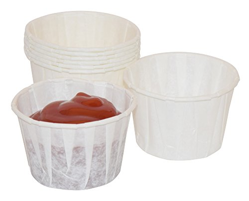 souffle cups 2 ounce - 4