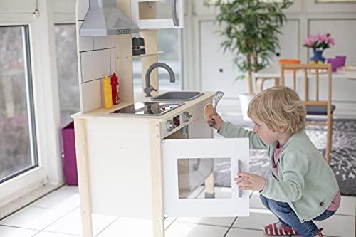 Eichhorn 100002494 – Spielküche aus Holz - 4