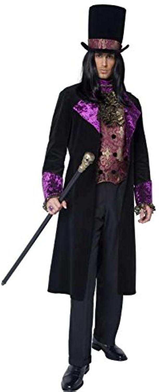con 60% de descuento Costume Costume Costume Conde gótica talla xl  Todo en alta calidad y bajo precio.