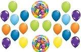 BACKYARDIGANS party supplies 22 birthday balloons by Lgp
