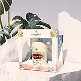 Macaronesian Gin Eternal Spring, Pack con Ginebra Rosa Macaronesian y 2 Copas de Balón, 700 ml