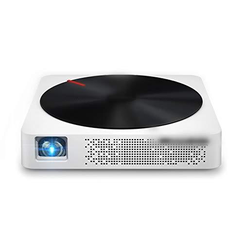 Smart Projektor Projektor Hause HD 3D kein Bildschirm TV WiFi Unterstützung 1080p4K kompatibel mit verschiedenen Systemen Smartphone 300 Zoll