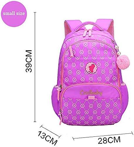 LFSHUB Neue Korea Stil mädchen Schultaschen Für Kinder Rucks e Dot Casual Rucksack Gründschule Rucks e Kinder Schulranzen