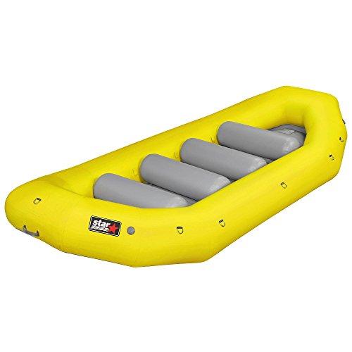 Why Choose Star Select Big Dipper 16 Self-Bailing Raft-Yellow