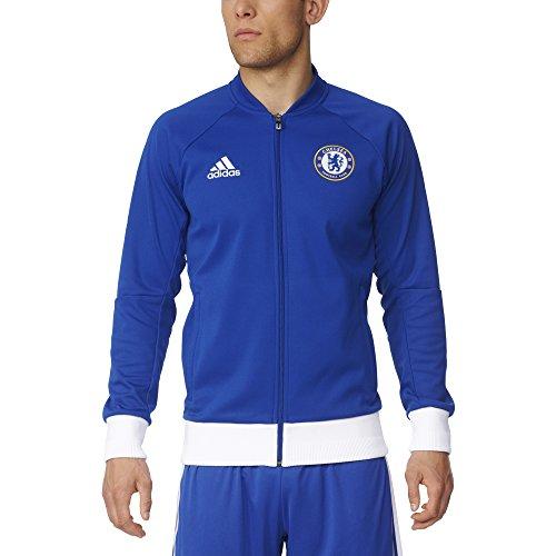 adidas hombres de Chelsea FC Anthem chaqueta de chándal