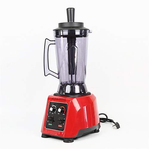CGOLDENWALL 4L 2500W Licuadora Comercial Profesional verduras/Frutas Squeezers & reamers Arena Hielo máquina/soymilk jucier eléctrica