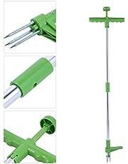Stand-Up Weeder Portable Garden Weed Puller Ergonomische Wortel Removal Tool met Lange Handvat Patio Achtertuin Gazon Weed Grabber