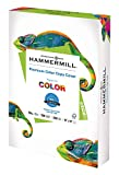 Hammermill Cardstock, 60 lb, 162 GSM, Premium Color Copy, 17 x 11-1 Pack (250 Sheets) - 100 Bright, Made In The USA Card Stock