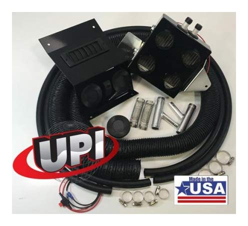 Review Of Compatible with Can Am 16-18 Defender HD10 Cab Enclosure Heater Unit Defrost DefrosterSyst...