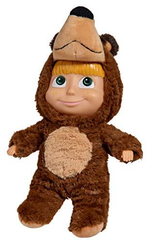 Masha y el Oso Masha Disfraz Oso Baby Doll