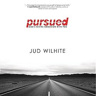 Pursued audiobook cover art