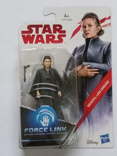 Star Wars - General Leia Organa - Figura Colección Hasbro C3527