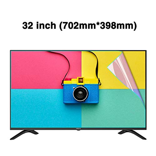 AP.DISHU 32 Inch Oogbescherming Anti-Blu-Ray TV Screen Protector/LED Screen Protector Bestanden - Anti-Vingerafdruk Olie Vlek/Stralingsreductie