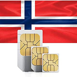 travSIM Prepaid 2GB Fast Mobile Data SIM Card to use in Northern Europe (Denmark Estonia Finland Latvia Lithuania Iceland Norway) Valid for 30 Days Standard Micro Nano – Free Roaming in 71+ Countries