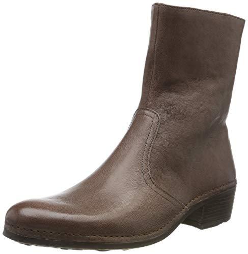 Neosens Damen S3075 Dakota Medoc Kurzschaft Stiefel, Grau (Zinc Zinc), 40 EU