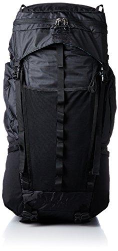 [チャムス] バックパック Spring Dale 50 II Black×Black