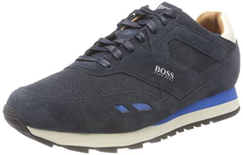 Boss Parkour_Runn_sdpf2, Zapatillas Hombre, Dark Blue401, 45 EU