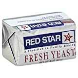 Red Star Fresh Yeast Cake, 2 Ounce (Pack of 03)