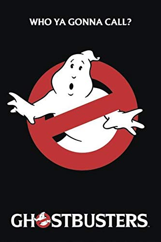 Close Up Ghostbusters Poster Logo Who ya Gonna Call? (61cm x 91,4cm)