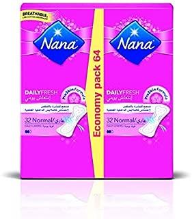 Nana Pantyliner Economy, Pack of 64