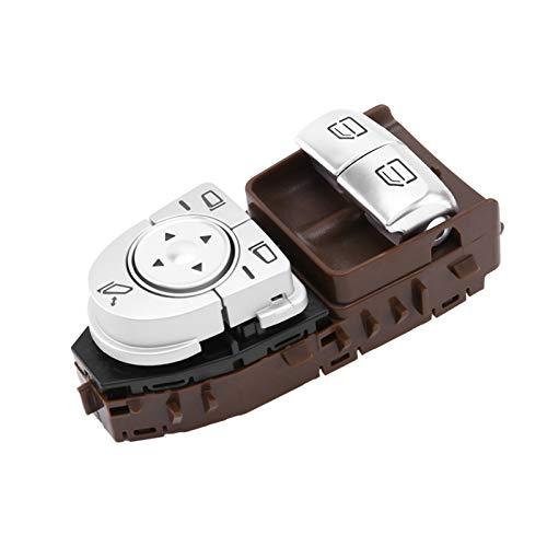 DYBANP Interruptor de Ventana de Coche, para Mercedes-Benz Vito Viano W447 2014-2020, botón de elevación de Interruptor de Ventana de energía eléctrica de Coche