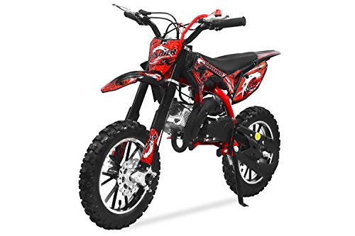 49cc Panther Dirtbike 10/10 Zoll...