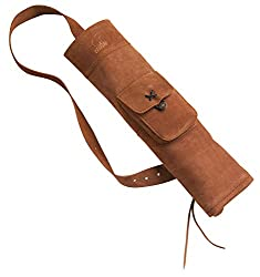 Proper Leather Quiver Size