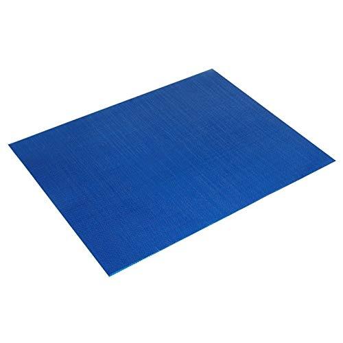 ARONG High Strength 0.3mm 3k Blau Galvani Carbon-Faser-Gewebe-Tuch-Carbon-Faser-Glasplatte, verwendet for BAU und Reparatur von Brücken Bauen Drohne (Size : 400 x 500 mm)
