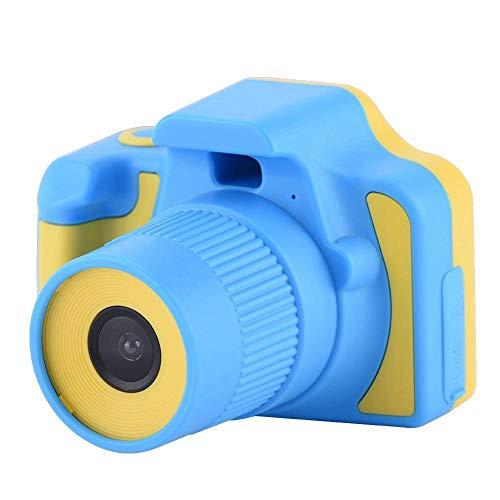 Fotocamera digitale per bambini, Fotocamera digitale per bambini, Schermo da 2,0 pollici Videocamera digitale per bambini Videocamera giocattolo per bambini, Regalo giocattolo per bambini Ragazzi