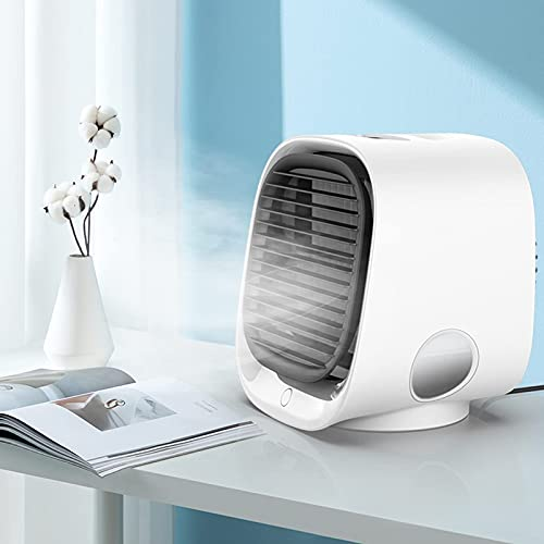 Portable Air Conditioner, Personal Air Cooler with Humidifier Filtration...