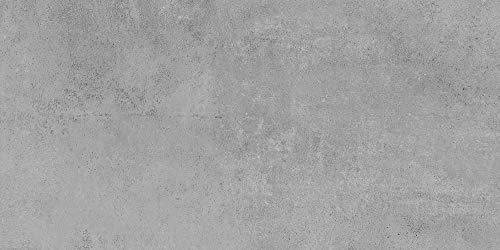 Bodenfliese Semilla Grey | Betonoptik | matt • glasiert | Fliese in Grau | Feinsteinzeug (30x60)
