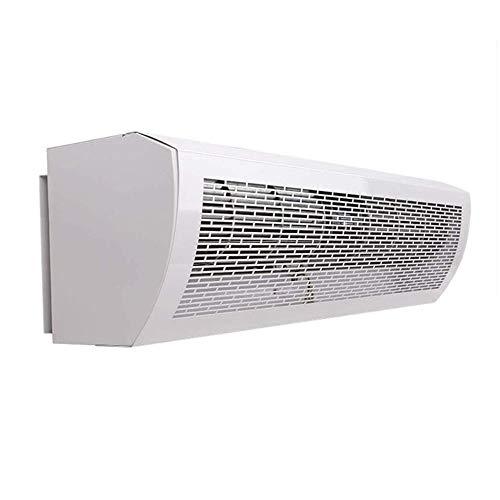 Cortina de Aire de calefacción eléctrica Tubular de Gran Volumen de Aire 0,9/1,2/1,5 m Cortina de Aire Cortina de Aire trifásica/bajo Nivel de Ruido/Gran Volumen de Aire/bajo Consumo de en
