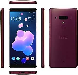 HTC U12+ Ultra Dual SIM - 128GB, 6GB RAM, 4G LTE, Flame Red