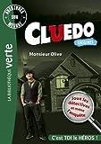 Aventures sur Mesure Cluedo 03 - Monsieur Olive (Bibliothèque Verte Plus)