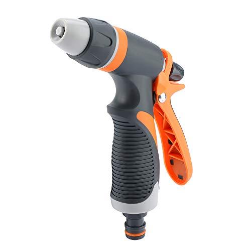 QITERSTAR Kit de riego de jardín, pulverizador Multifuncional Lavado de Autos Pistola de riego de jardín Herramienta de Limpieza Lavadora